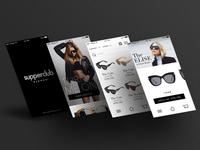 Supperclub Eyewear App