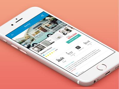 Rently Concept App