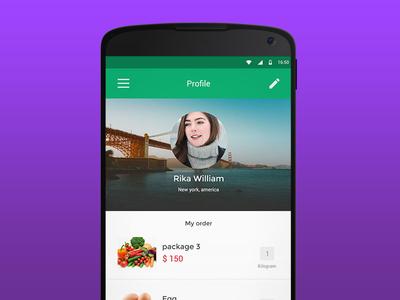 Profile App Koncotani
