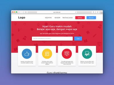 Web Design Marketplace Teacher