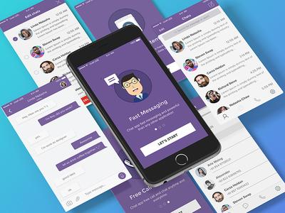 Chat App Freebies