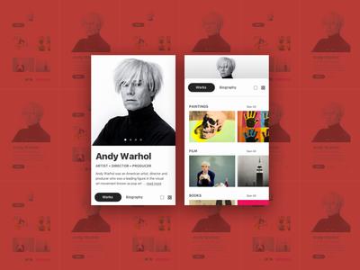User Profile - Daily UI