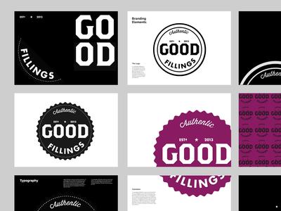 Brand Exploration: Good Fillings