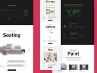 Sheltah interior decorating website