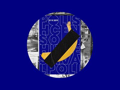 Polish Censorship Festival (Festiwal polskiej Cenzury) posterdesign poster identity festival poster branding design logo