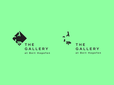 The Gallery - Multi language logo