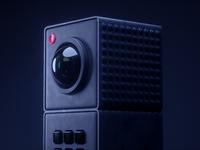 Recording... photoshop octane render model 3d c4d