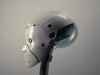 Hello Robot c4d cinema 4d sci fi star wars octane render modeling 3d robot