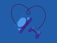 I HEART PLAYSTATION