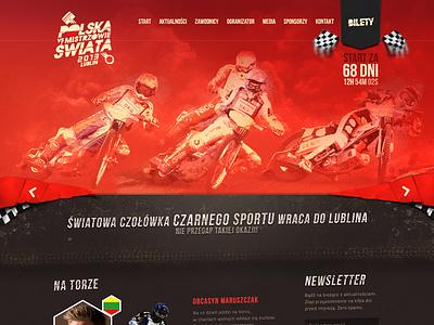 Poland vs Rest of The World website web webdesign design