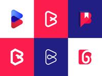 B Logo Marks