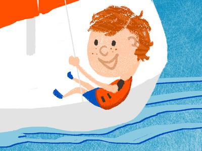 WIP Sail kid #2