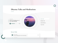 Mediation Audio Player