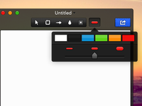Colour Picker and UI Refinement