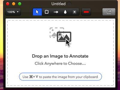 Annotate for Mac - Blank Slate v2