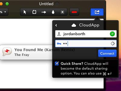 Annotate for Mac - CloudApp Integration