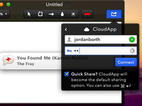 Annotate for Mac - CloudApp Integration