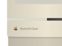 Macintosh Classic (WIP)