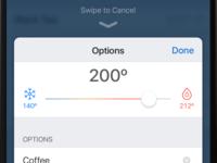 Smart Kettle Companion App