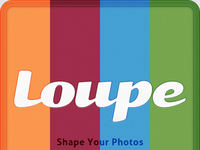 Loupe logo large