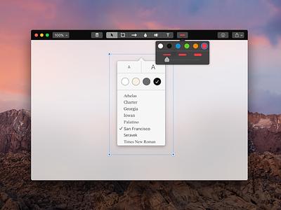 Annotate for Mac mac macos ui user interface utility annotate