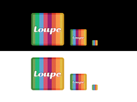 Loupe Branding Assets