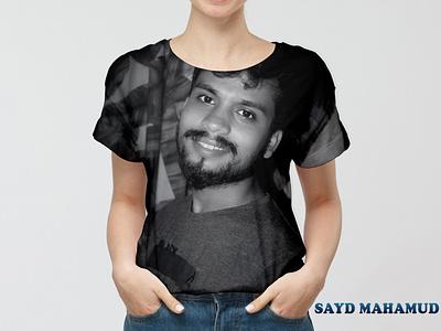 Pictorial T-shirt design mockup design t-shirt creative graphic creative design t-shirt design graphic design