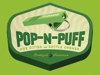 Tokeez Pop-n-Puff Display Design Header
