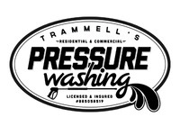 Trammell's Pressure Washing (logo)