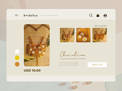 E-Commerce Shop ui daily ui dailyui dailyuichallenge dailyui 012