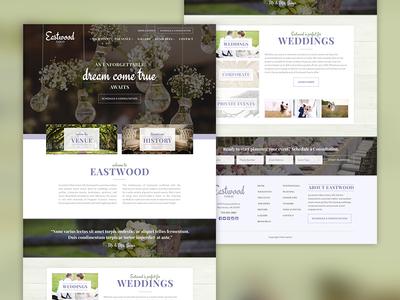 Eastwood Venue Website