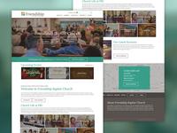 Friendship Baptist Church New Website