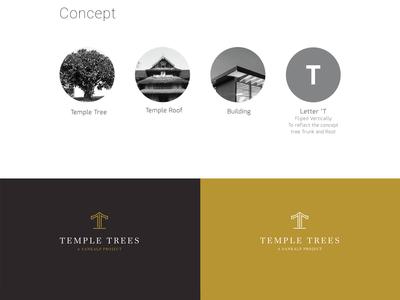 Temple Tree Logo & Branding