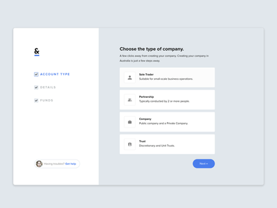 Onboarding Micro Interactions Experiment onboarding onboarding screen micro interaction clean ux ui