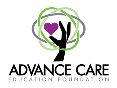 Advance Care Education Foundation logo branding medical