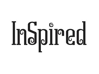Inspired lettering hand lettering typeface design font design