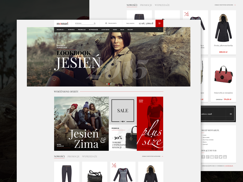 E-commerce fashion store, store fashion web e-commerce web design webdesigner uidesign user interafce webdesign shop ecommerce