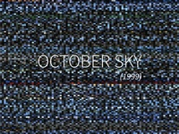 October Sky: Data Visualization