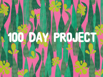 100 Days of Pattern