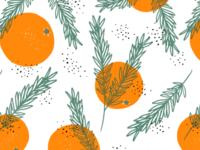 Orange, Rosemary & Black Pepper