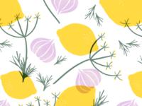 Lemon Dill Garlic