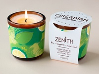 Circadian candle packaging 3