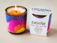 Circadian candle packaging 4
