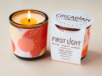 Circadian candle packaging 2