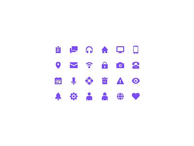 Tiny Icons (Free) th-studio free icon set freebie free tiny icon pixel pixel perfect icon design icon