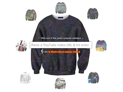 Sweaty Tube youtube memes ui radial menu