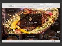 Restaurant Landing Pages