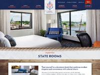 Annapolis marriot interior rooms bg wood