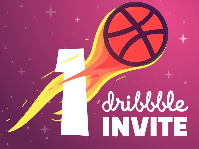 Dribbble invite figma illustration dribbble invite invite