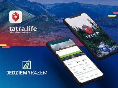 Tatra.life & JedziemyRazem.pl free apps by Ruby Logic
